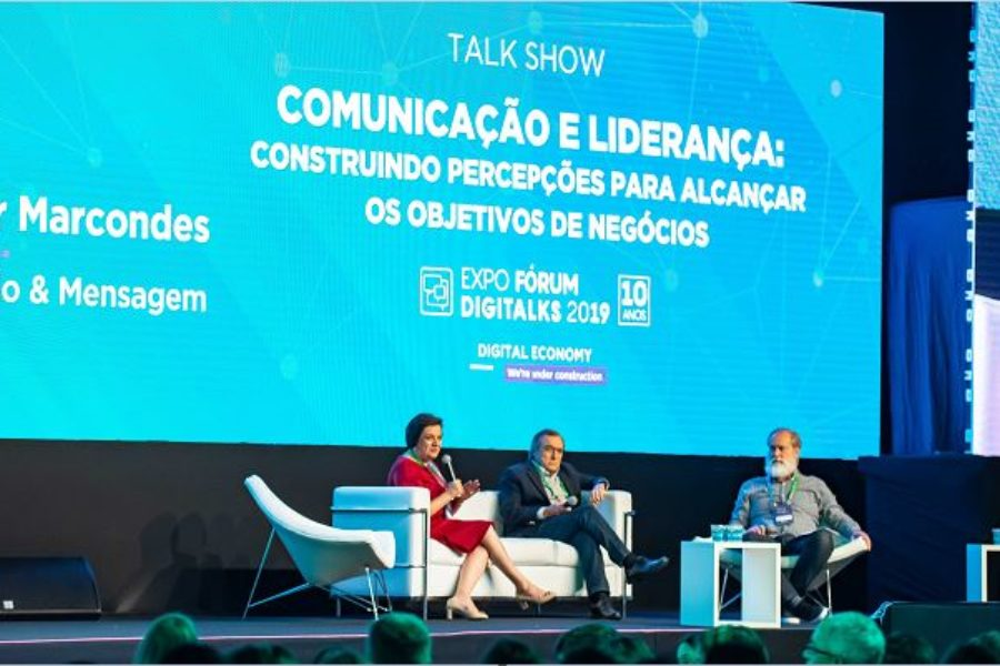 Leny Kyrillos participa do Expo Fórum Digitalks 2019